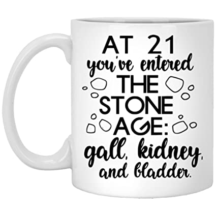 21th Birthday Gifts For Women Twenty One Years Old Men Gift Happy Funny 21 Mens Womens