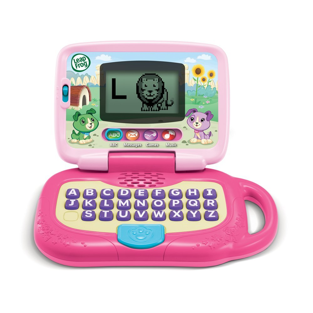 LeapFrog My Own Leaptop, Pink by LeapFrog