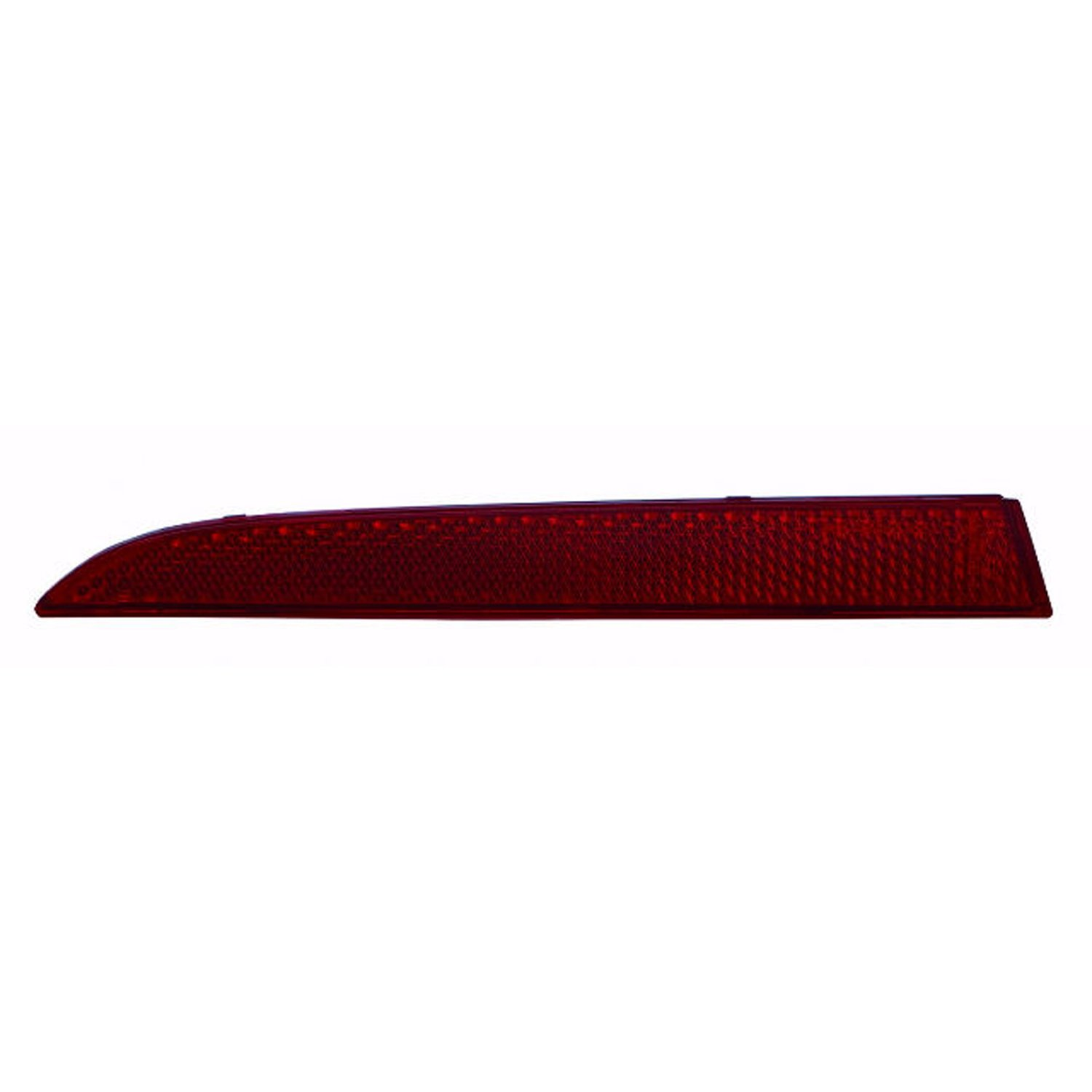 Partslink Number GM1184112 Multiple Manufacturers GM1184112C OE Replacement CADILLAC ATS Bumper Reflector