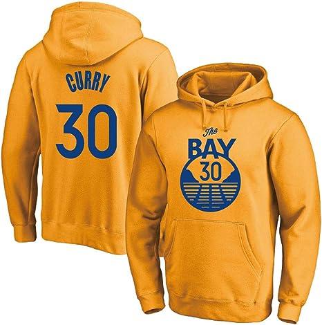 NBA Warriors 30# Curry Camiseta de Baloncesto para Hombre Mujer ...