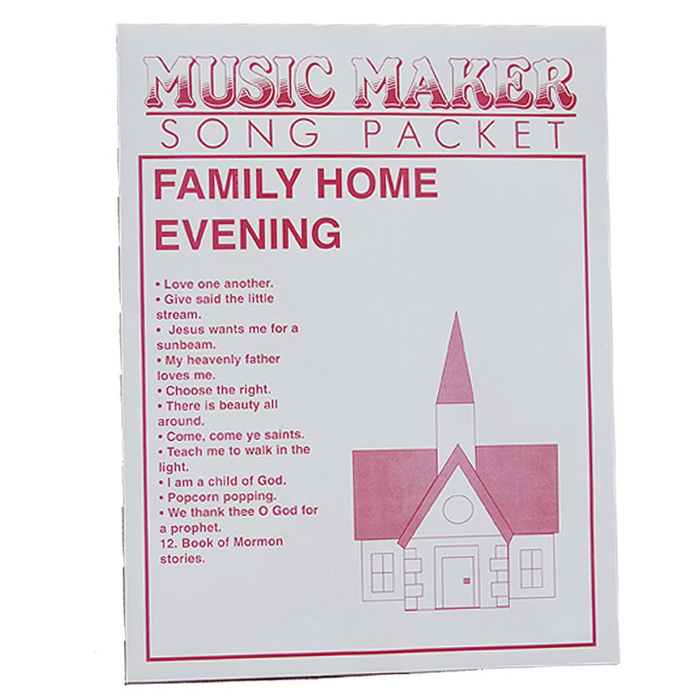 Family Home Evening music for the Music Maker by European Expressions