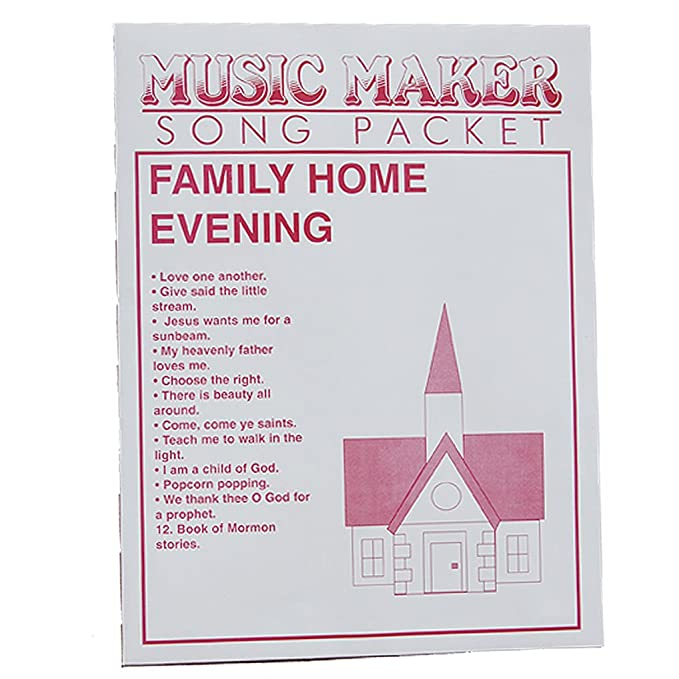 Amazon family home evening music for the music maker by amazon family home evening music for the music maker by european expressions toys games stopboris Gallery