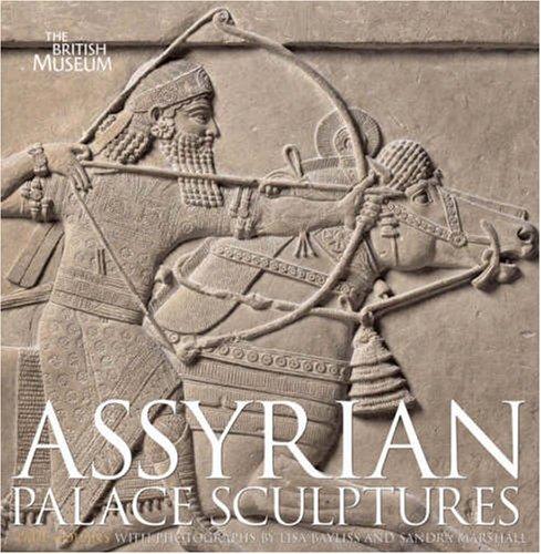 Assyrian Palace Sculptures -