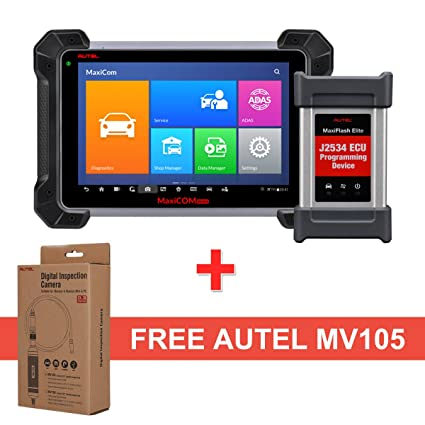 Automotive Scan Tool >> Amazon Com Autel Maxicom Mk908p Diagnostic Scanner Obd2