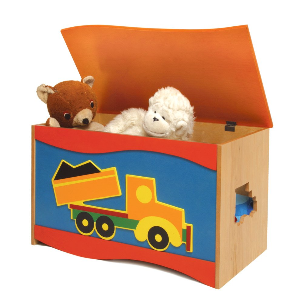 Room Magic RM50-LL Toy Box, Little Lizard