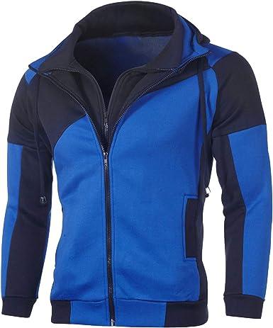 Sweat à Capuche Zippé Homme Sweat Shirt a Capuche Sport