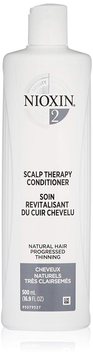 Nioxin Scalp Therapy Conditioner, System 2(Fine Hair/Progressed Thinning)