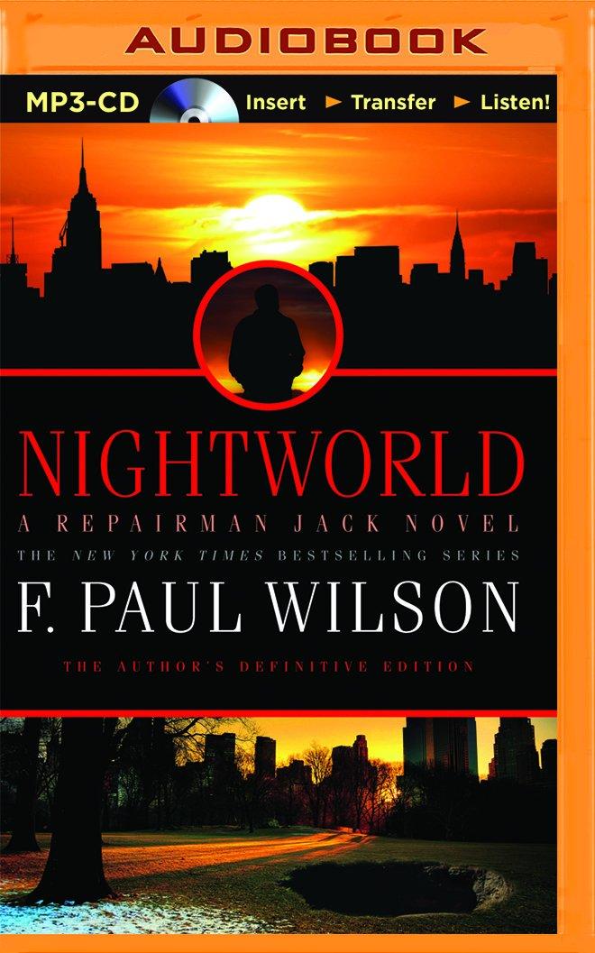 Read Online Nightworld (The Adversary Cycle) ebook