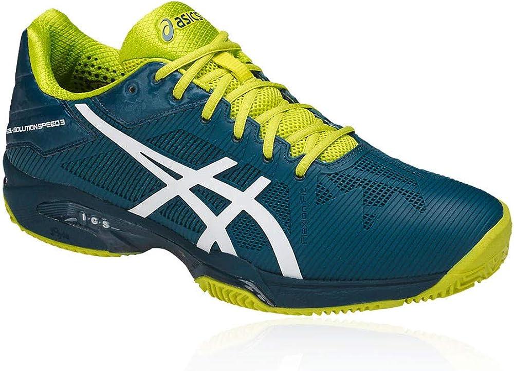 ASICS Gel-Solution Speed 3 Clay, Zapatillas de Tenis para Hombre ...