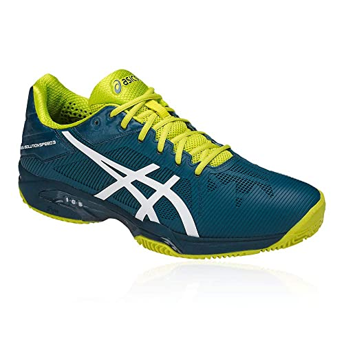 ASICS GEL SOLUTION SPEED 3 CLAY Hombre Zapatillas de deporte