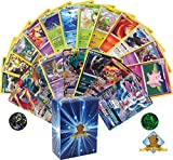 Pokemon Prime Collection - 100 Cards - 1 Pokemon GX Card - Pokemon Rares - Pokemon Coin! Includes Golden Groundhog Box!