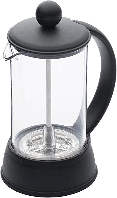 Kitchencraft Lexpress 3 Cup Cafetiere French Press Coffee Maker With Polycarbonate Jug Plastic