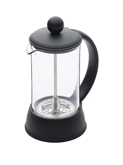 Kitchen Craft LeXpress - Cafetera con Jarra de policarbonato (3 Tazas, 350 ml)