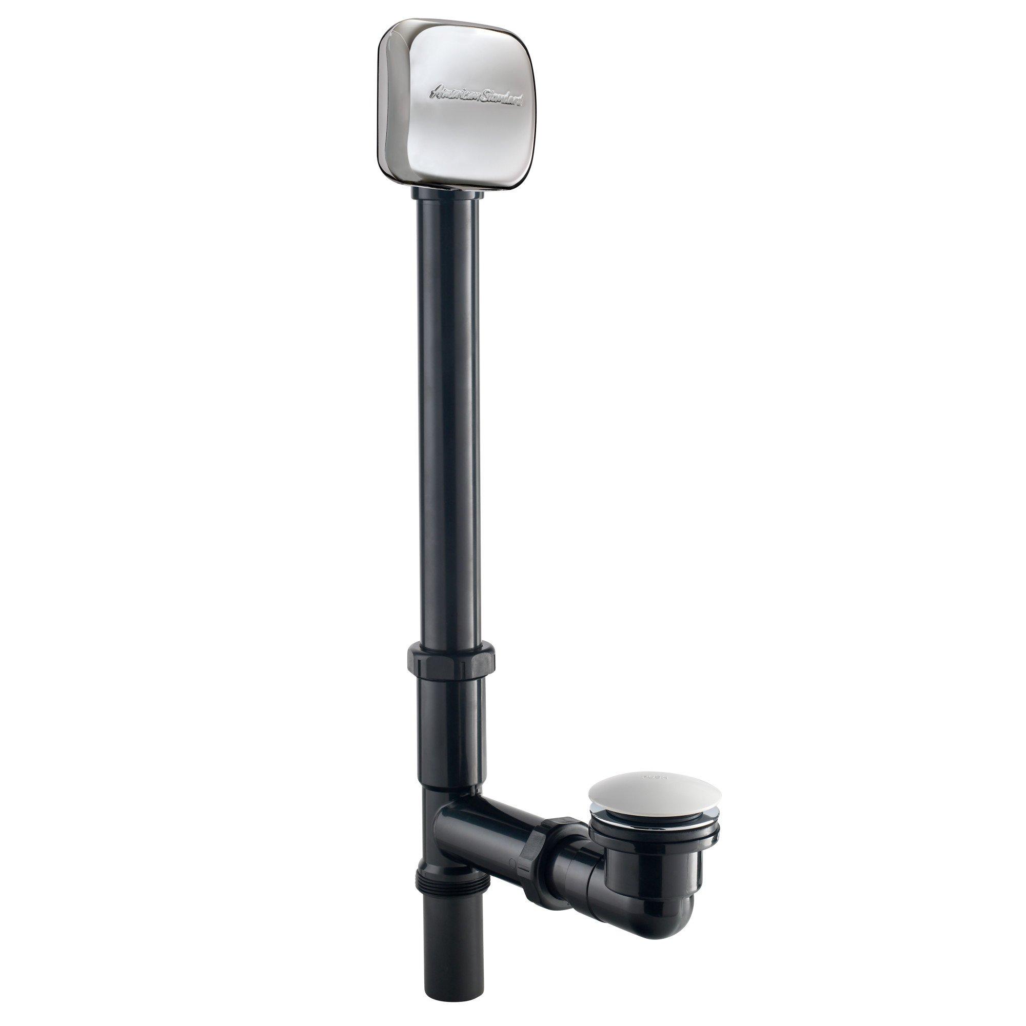 American Standard 1640.305.002 Deep Soak Bath Drain, Polished Chrome
