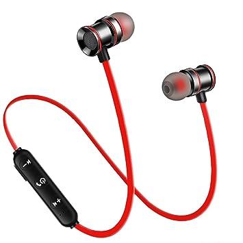 Auriculares Bluetooth 5.0 inalámbricos Deportivos estéreo Dual Ear ...