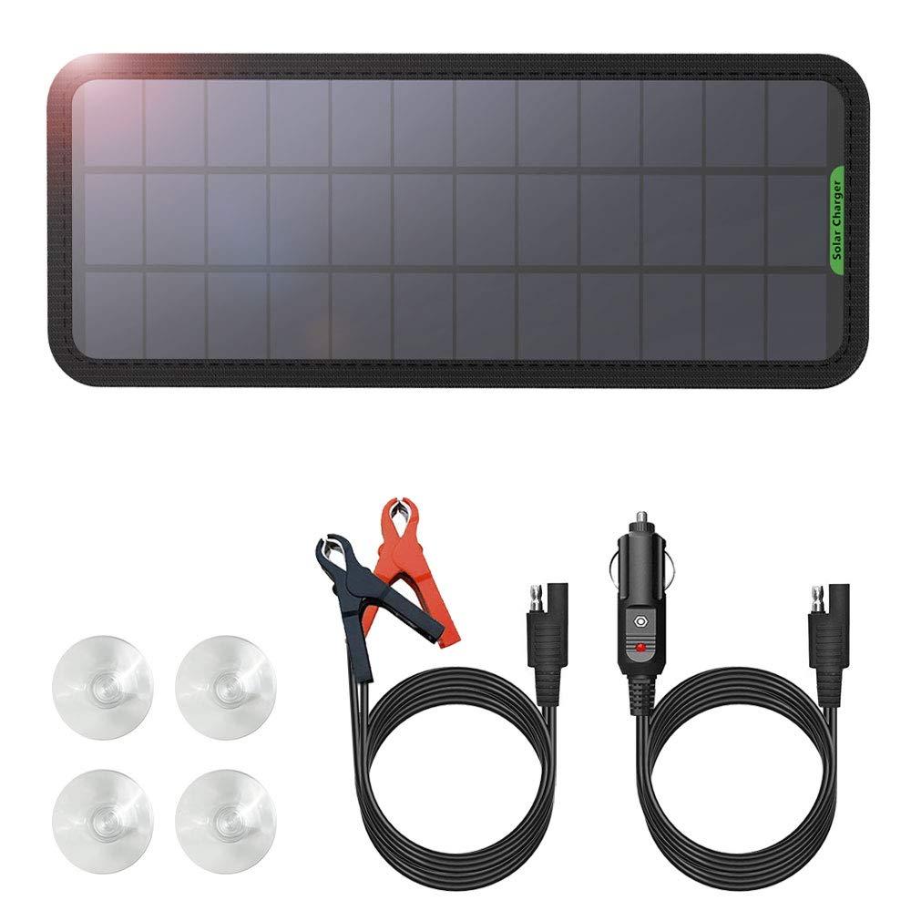 GIARIDE Battery Solar Boost Jump Starter