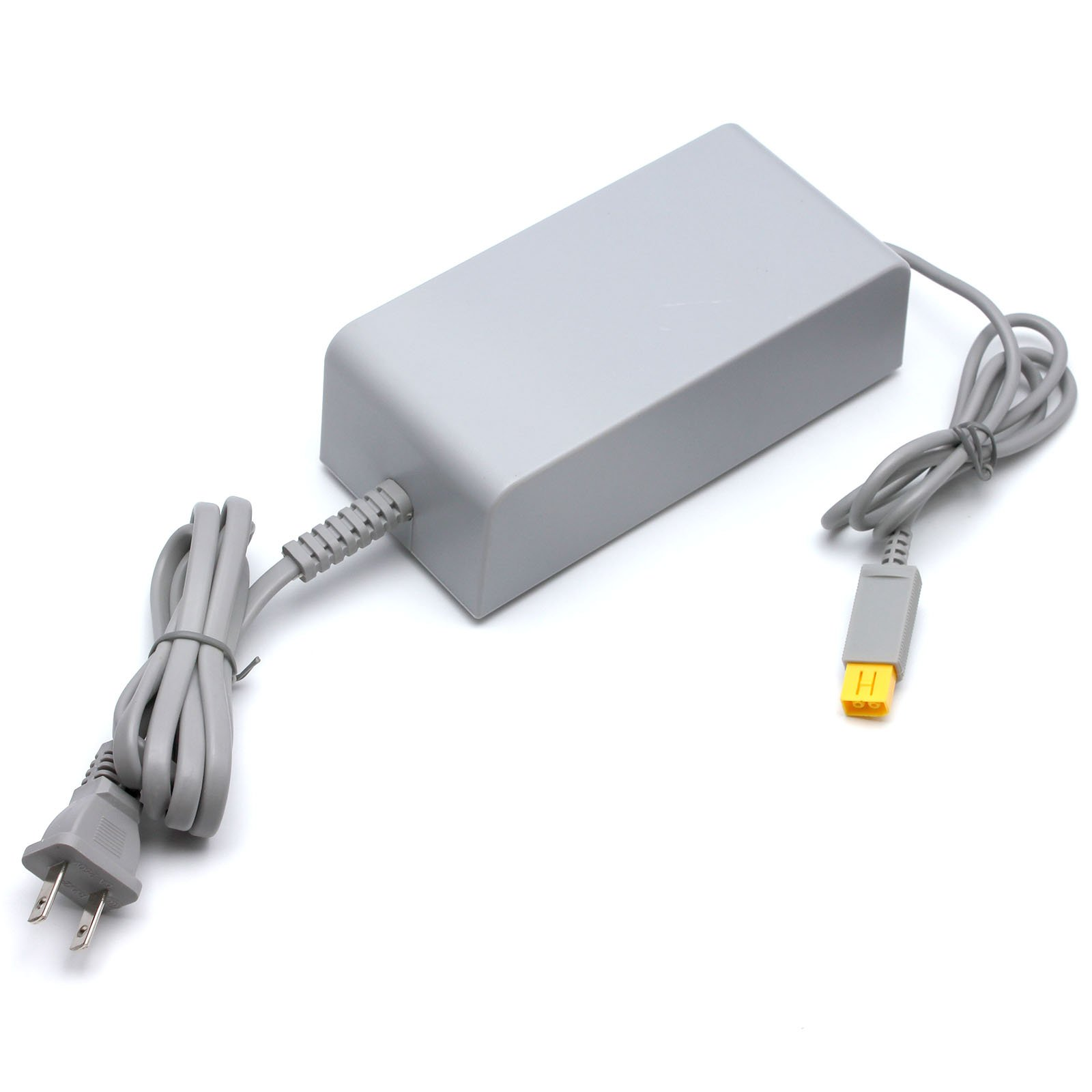 Nulink™ AC Power Support Adapter Unit Replacement with Wall Power Cord for Nintendo Wii U Console