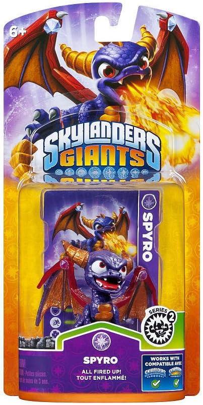ACTIVISION Skylanders Giants - Figura Individual Spyro: Amazon.es: Videojuegos