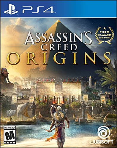 Assassin's Creed Origins - PS4 [Digital Code] by Ubisoft