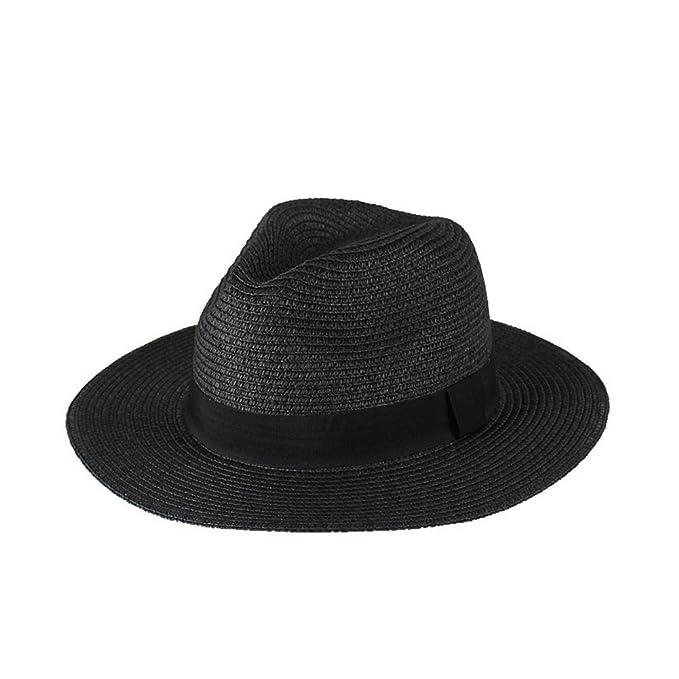 e7f6a67b Sombrero de hombre/vacaciones de verano, sombreros de playa/grande a ...