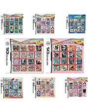 Nintendo 3ds Games Nintendo ds 1 Game Box, N Game Pack Card DS. Game Compatible Super Combination NDS DS 2DS .New 3DS XL. Game Cartridge for Nintendo ds (Size : 4300 in 1)