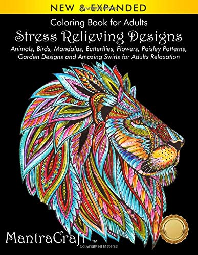 Coloring Book Adults Butterflies Relaxation product image