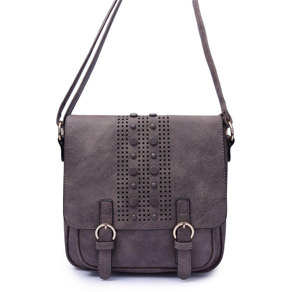 Meaeo Retro Frauen Verkaufen New Fashion Bag Und Die Tasche Tasche Tasche Lady, Schlamm Farbe B07CK5BH51 Schultertaschen Verbraucher zuerst 89e440