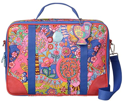 S Garden Suitcase Of Oilily Olly Multicolor tqwzwvg