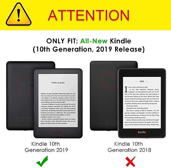 Simpeak Hülle Kompatibel Für Kindle 2019 10 Elektronik