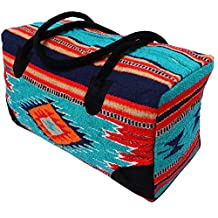 Camino Real Native American and Mexican Style Jumbo Travel Bags.