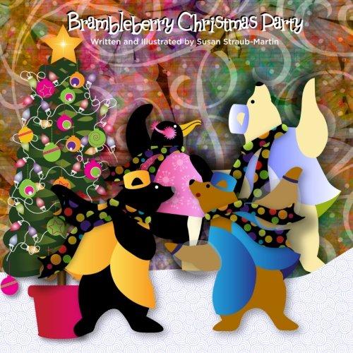 Brambleberry Christmas Party [Straub-Martin, Susan M.] (Tapa Blanda)