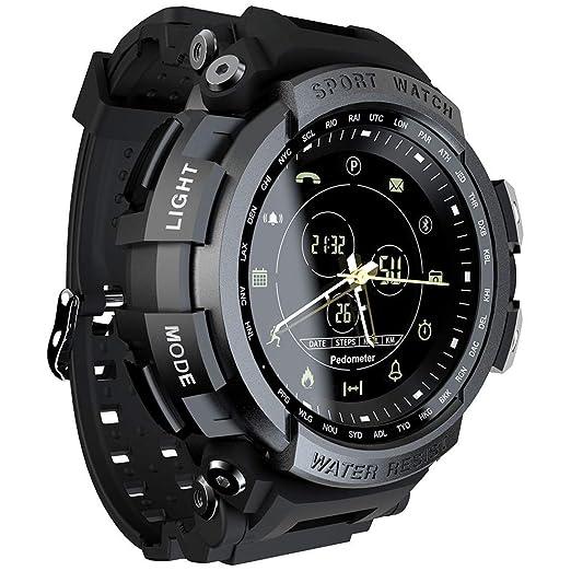 Cebbay - Reloj inteligente de Deporte Mk28 Reloj Digital para ...