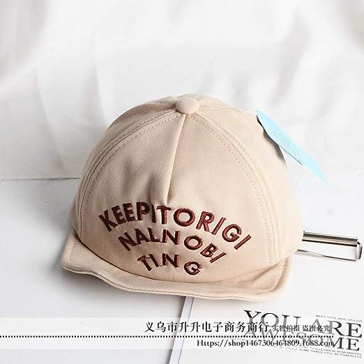 mlpnko Gorros para bebés y niñas Sombreros de béisbol para niñas ...