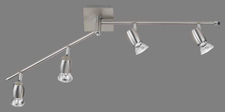 Trio Lighting Focos y lámparas de pinza, 13,2 x 54 cm: Amazon.es ...