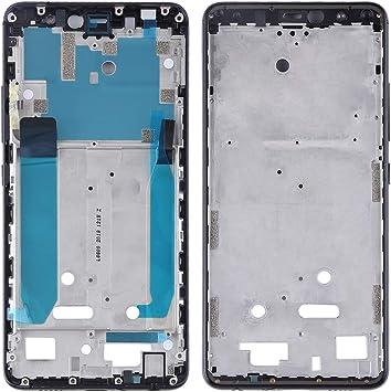 YANCAI Repuestos para Smartphone Carcasa Frontal LCD Marco Bisel Placa con Teclas Laterales para BQ Aquaris X2 / X2 Pro (Negro) Flex Cable (Color : Black): Amazon.es: Electrónica