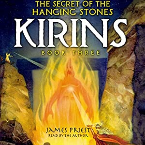 The Secret of the Hanging Stones Audiobook