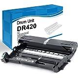 Galada - Batería de repuesto compatible para Brother DR420 DR-420 para DCP-7060D 7065DN HL-2240 2240D 2242D 2250DN 2270DW 227