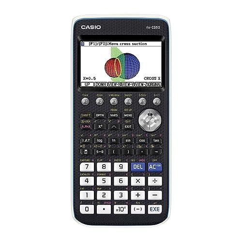 Casio FX CG50   : la meilleure haut de gamme