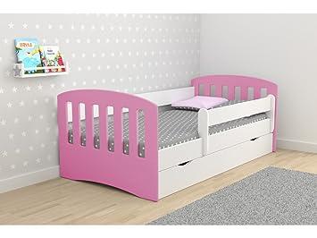 ensemble lit enfant classic 1 80 cm x 180 cm avec tiroirs armoire - Lit Enfant Avec Tiroir