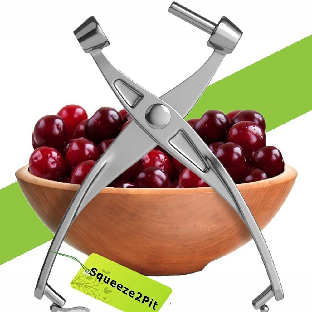 Cherry Pitter Olive and Cherry Pitting Tool by Cherry Pitter