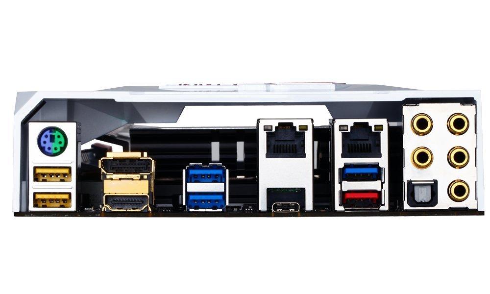 Gigabyte ATX DDR4 Intel LGA 1151 SATA E (6Gbit/s) Motherboards (GA-Z170X-Gaming 7) by Gigabyte