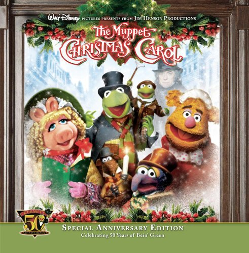 Christmas Carols Cd - The Muppet Christmas Carol