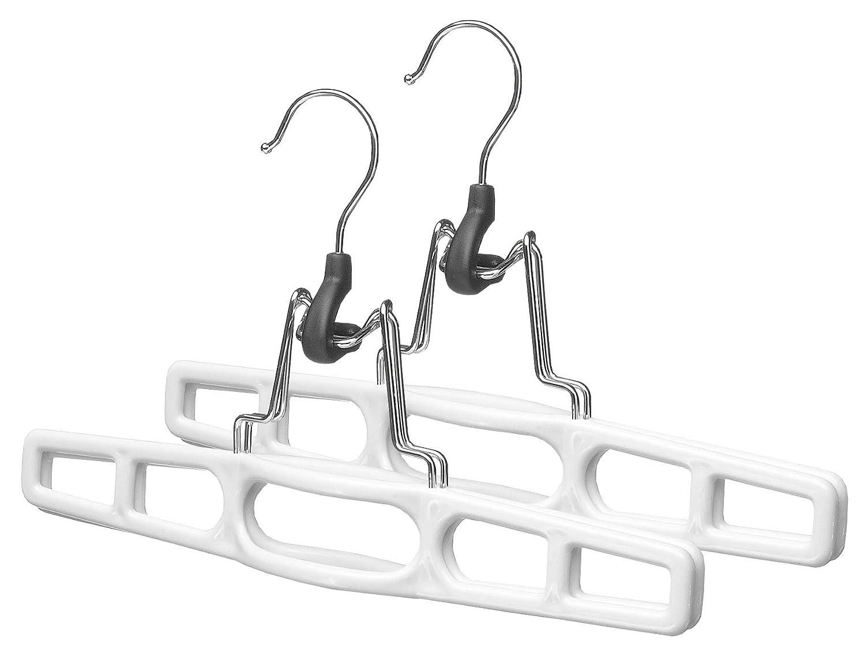 Whitmor Plastic 4 Tier Skirt Hanger 6027-230