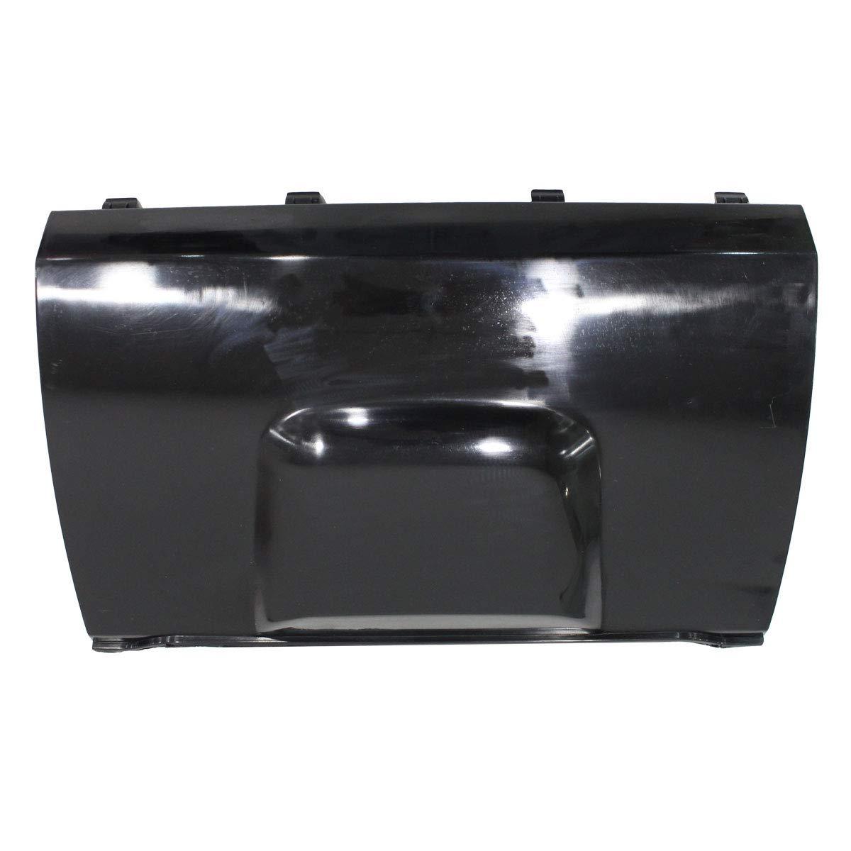 NewYall Rear Bumper Tow Hook Cover Cap