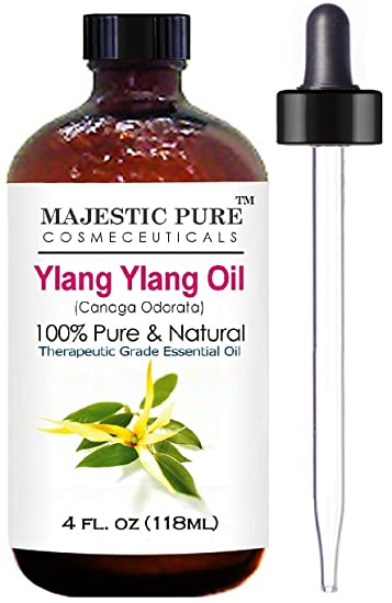 pure ylang ylang essential oil