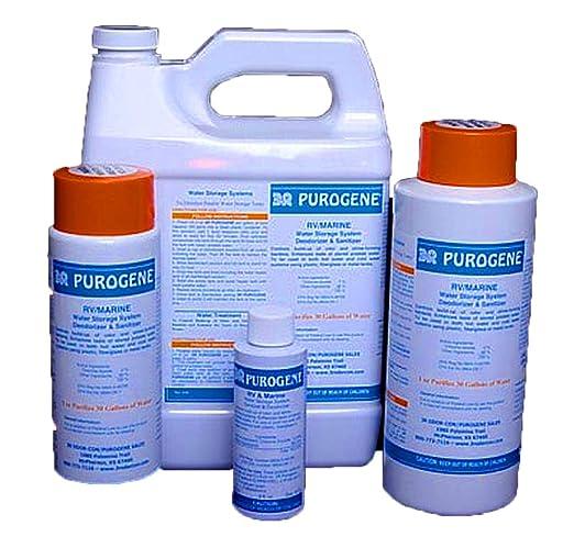 Amazon.com: baytec 16oz purogene agua treatmentbest vendedor ...