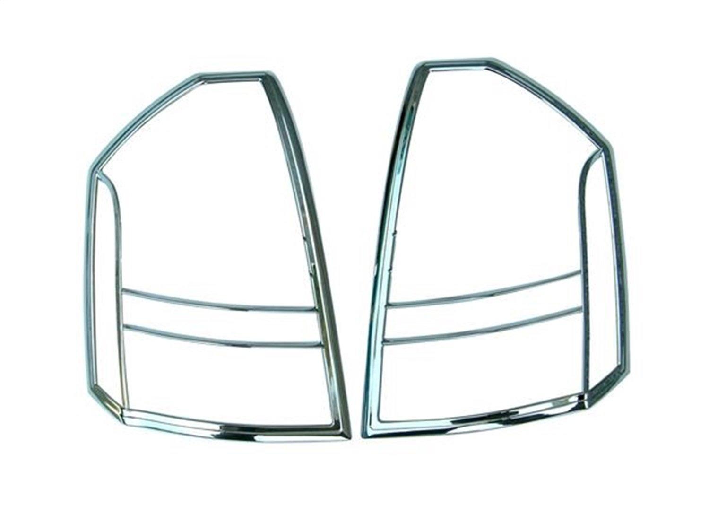 Putco 402809 Chrome Trim Tail Light Cover
