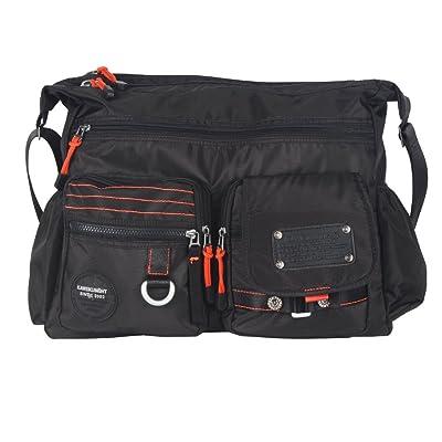 2aa22006bd Innturt Large Messenger Bag Shoulder Bag Pack Tote Travel Daypack 15