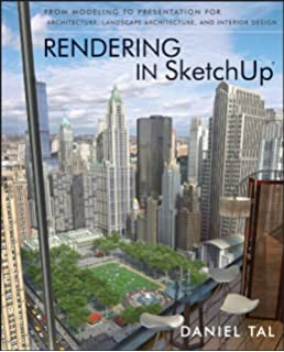 Amazon com: SketchUp for Site Design: A Guide to Modeling