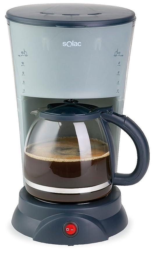 Solac CF-4150 102133 Deluxe - Máquina de café